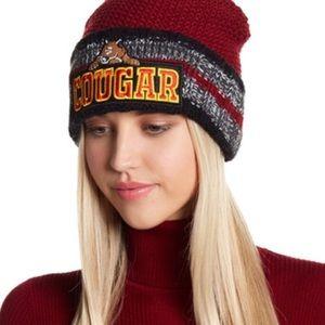 Cougar Beanie